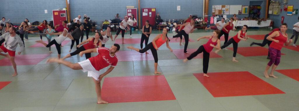 Stage Body Karate